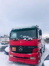 MERCEDES-BENZ Actros 2550 fuel truck