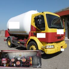 RENAULT 270 gas truck