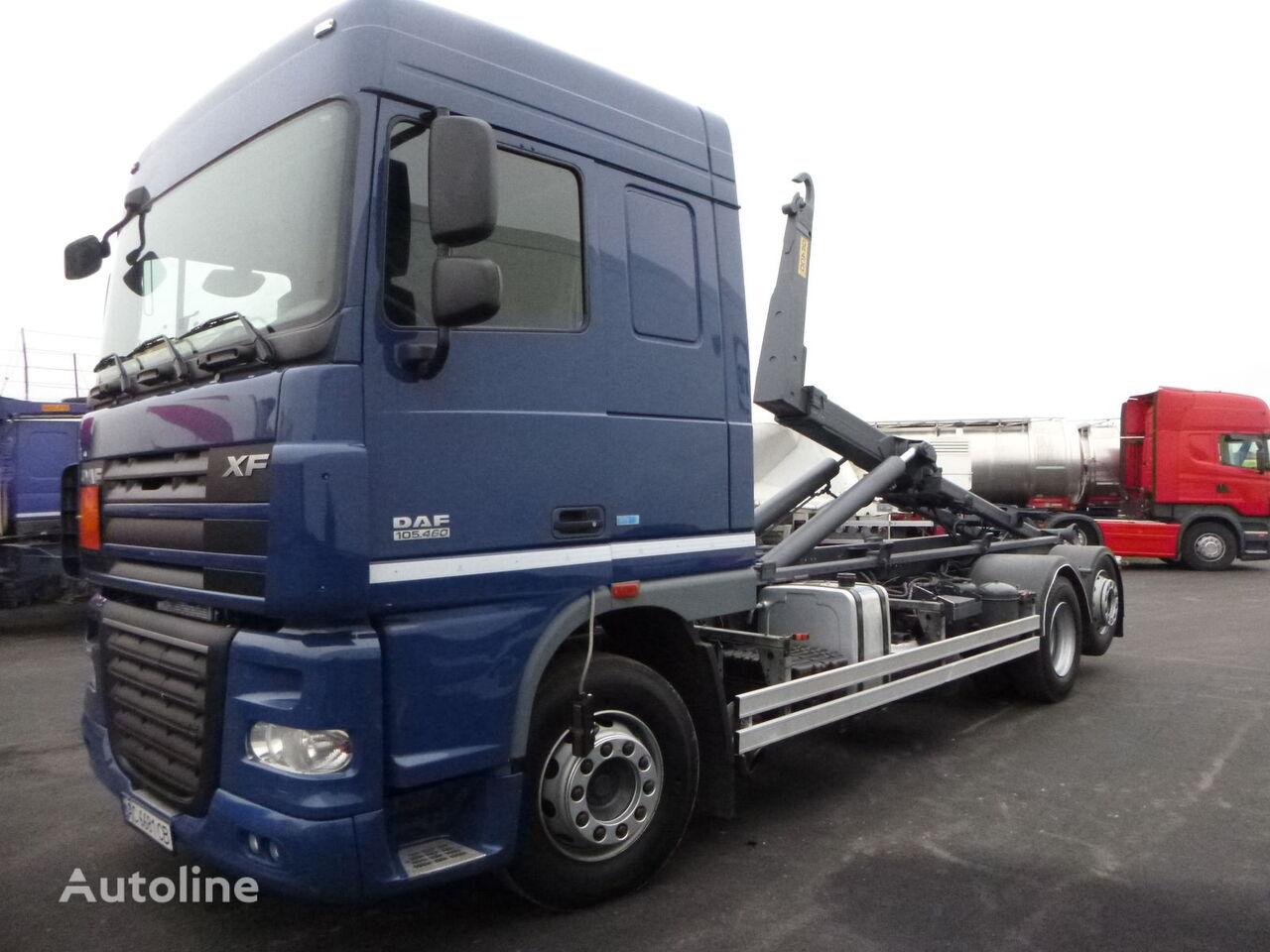 DAF 105.460 hook lift truck