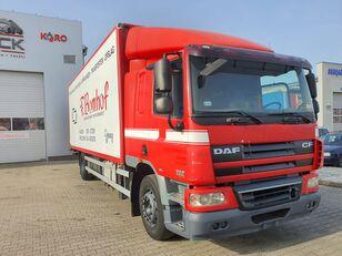 DAF CF 75.310, Steel /Air, with Elevator, Manual, EURO 5  isothermal truck