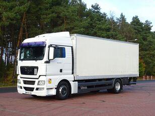 MAN-VW MAN TGX 18.400 isothermal truck