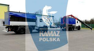 new KAMAZ 6x6 SERWISOWO-WARSZTATOWY military truck
