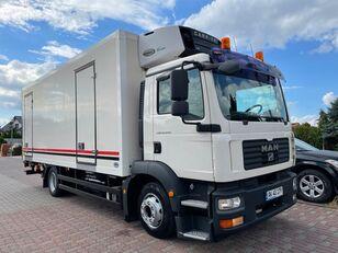MAN TGM 12.240 Chłodnia Bi-temp. refrigerated truck
