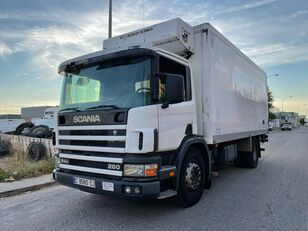 SCANIA D 94D260 refrigerated truck