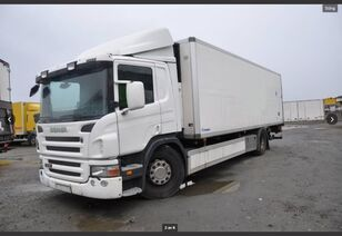 SCANIA  P230 4X2.>3 pieces  refrigerated truck