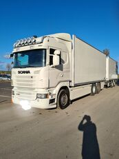 SCANIA R-440 refrigerated truck + refrigerated trailer
