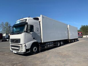 VOLVO FH 62R refrigerated truck + refrigerated trailer