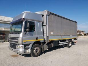 DAF CF 75.310 180 QLI CENTINATO + PEDANA !!! tilt truck