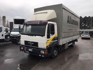 MAN 11.224 new motor tilt truck