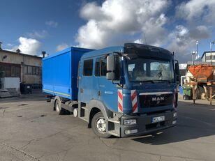 MAN TGL 8.220 tilt truck