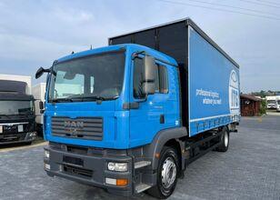 MAN TGM 18.280 tilt truck