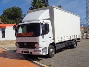 MERCEDES-BENZ ATEGO 1224 TAULINER  tilt truck