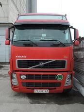 VOLVO FH 440 tilt truck + tilt trailer