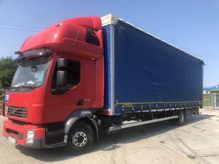 VOLVO FL 240 Manual 9,1 x 2,48 x 2,9  tilt truck