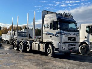 VOLVO FH timber truck