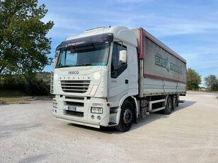IVECO STRALIS 260E40 ZF sponda idraulica vending truck